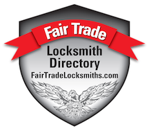 Fair Trade Locksmith logo
