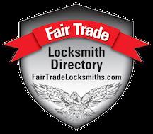 Fair Trade Locksmith logo